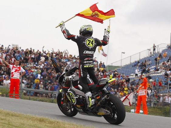 Moto2 2010 Toni Elias
