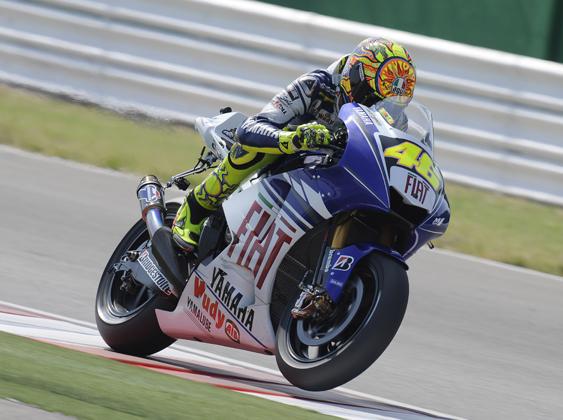 MotoGP 2008 Valentino Rossi