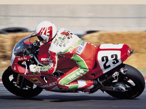 SBK 1991 Doug Polen